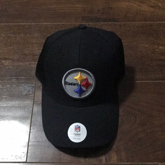 NFL Other - NFL Pittsburg Steelers Football Embroidered Hat